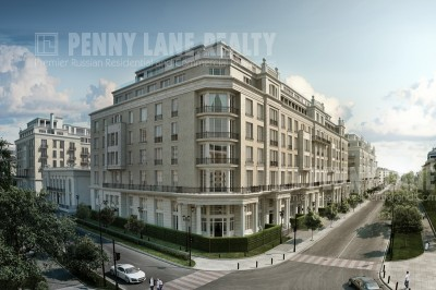 Новостройка ул. Ефремова, д.19 к.1 ЖК Knightsbridge Private Park